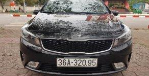 Cần bán Kia Cerato 1.6 MT 2018, màu đen  giá 492 triệu tại Hải Dương
