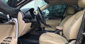 Bán ô tô Kia Sorento DATH năm sản xuất 2017, màu nâu xe gia đình giá 779 triệu tại Tp.HCM