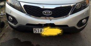 Cần bán xe Kia Sorento sản xuất năm 2011, màu bạc, nhập khẩu, giá 505tr giá 505 triệu tại Tp.HCM