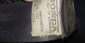 Cần bán xe Honda Accord 1992, màu xanh lam, nhập khẩu nguyên chiếc số sàn, giá tốt giá 72 triệu tại Tp.HCM