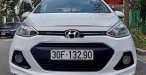 Cần bán lại xe Hyundai Grand i10 năm 2017, màu trắng, nhập khẩu nguyên chiếc như mới giá cạnh tranh giá 345 triệu tại Hà Nội