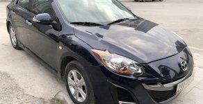 Bán Mazda 3 1.6 AT đời 2010, màu xanh lam, nhập khẩu giá 360 triệu tại Hà Nội