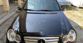 Cần bán lại xe Mercedes C180 Kompressor 2003, màu đen, giá chỉ 195 triệu giá 195 triệu tại TT - Huế