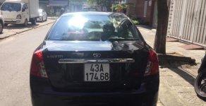 Bán ô tô Daewoo Lacetti đời 2008, màu đen giá 175 triệu tại Đà Nẵng