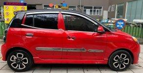Xe Kia Morning năm 2010, màu đỏ, nhập khẩu nguyên chiếc giá cạnh tranh giá 250 triệu tại Hà Nội