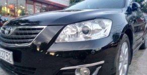 Cần bán lại xe Toyota Camry đời 2008, màu đen chính chủ giá 490 triệu tại Ninh Thuận