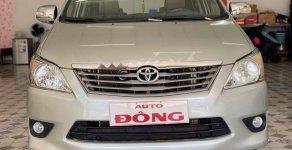 Bán Toyota Innova 2.0E 2013, màu bạc, chính chủ giá 410 triệu tại Lâm Đồng