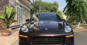 Bán Porsche Cayenne đời 2015, màu nâu, nhập khẩu như mới giá 3 tỷ 80 tr tại Tp.HCM