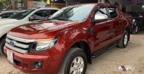 Cần bán xe Ford Ranger XLS 2.2AT năm 2015, màu đỏ, nhập khẩu giá cạnh tranh giá 495 triệu tại Hà Nội