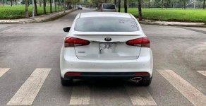 Bán xe Kia Cerato 1.6 AT năm 2017, màu trắng, 1 chủ giá 575 triệu tại Hà Nội
