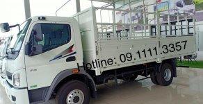 fuso cantr 140 thùng dài khuyến mại hot trong tháng 3 giá 699 triệu tại Hải Phòng