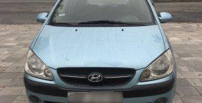 Cần bán Hyundai Getz MT 1.1 số sàn bản đủ đời 2009, màu xanh lam, nhập khẩu nguyên chiếc, giá 162tr giá 162 triệu tại Hà Nội