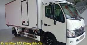 HINO Serie 300 Euro4 thùng đông lạnh 3.5T giá 510 triệu tại BR-Vũng Tàu