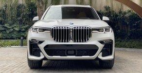 Bán BMW X7  MSPORT 2021, màu trắng nội thất da bò siêu mới - Giá gốc giá 6 tỷ 950 tr tại Hà Nội