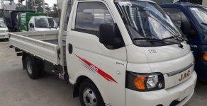 Xe tải Jac 1 tấn 5 thùng lửng chở hàng cồng kềnh giá 265 triệu tại Tp.HCM