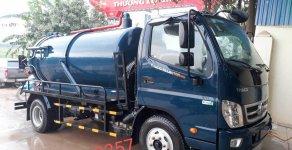 Xe Tải Thaco Ollin 500 Hút chất thải tải trọng 4 tấn 9 giá 750 triệu tại Hải Phòng