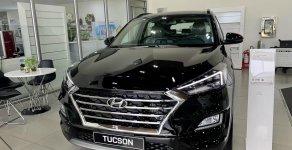 Tucson màu đen giá siêu tốt, nhiều ưu đãi khủng khi chốt mua trong tháng giá 759 triệu tại Tp.HCM