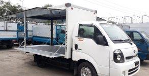 Xe tải thùng kín cánh dơi K200 tải trọng 1.49T thùng dài 3.2m giá 399 triệu tại Hải Phòng