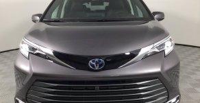 Bán Toyota Sienna Platinum Hybrid 2021, màu xám, xe nhập Mỹ - call: 0979.87.88.89 giá 4 tỷ 300 tr tại Hà Nội