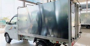 Xe tải Thaco Towner990 mui bạt đóng từ chassi giá 235 triệu tại Hải Phòng