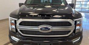 Cần bán xe Ford F 150 Limited  2021, màu đen, xe nhập Mỹ, giá cạnh tranh giá 4 tỷ 350 tr tại Hà Nội