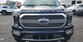Bán Ford F 150 Limited  2021, màu xanh lam, nhập khẩu nguyên chiếc giá 4 tỷ 350 tr tại Hà Nội