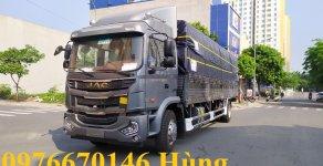 Xe tải JAC A5 9t thùng dài 8,2m ngân hàng hỗ trợ 80% giá trị xe giá 905 triệu tại Đồng Tháp