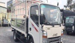 Xe Tải JAC N350 3.490kg thùng dài 4m3 giá 440 triệu tại Tp.HCM