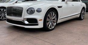 Bentley  Flying Spur V8 năm 2021, màu trắng, nhập khẩu nguyên chiếc giá 18 tỷ 250 tr tại Hà Nội