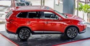 Cần bán xe Mitsubishi Outlander Cvt năm 2021, màu đỏ, giá tốt giá 783 triệu tại Tp.HCM